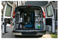 Guide to Carpet Cleaning Vans